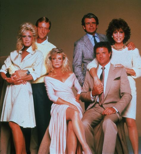 The series Knots Landing is a spin-off of Dallas and was aired from 1979 to 1993. From delightfully wicked scheming to epic love scenes, the series offered it all. Actors such as Donna Mills, Ted Shackelford and Michele Lee became overnight superstars. Lee played