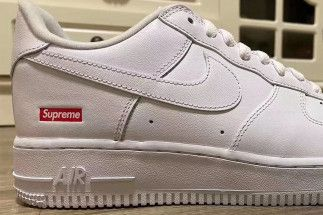 Infos Nike Air Force 1 Supreme Printemps Eté 2020 Crumpe