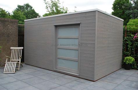 Wonderbaar Afbeeldingsresultaat voor design tuinhuis | Tuinhuis, Buitenhaard AT-08