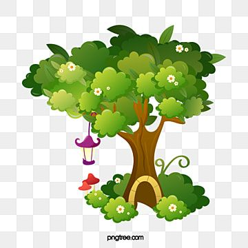 Cartoon Tree Cartoon Clipart Tree Clipart Cartoon Png And Vector With Transparent Background For Free Download Cartoon Trees Cartoon Clip Art Tree Clipart