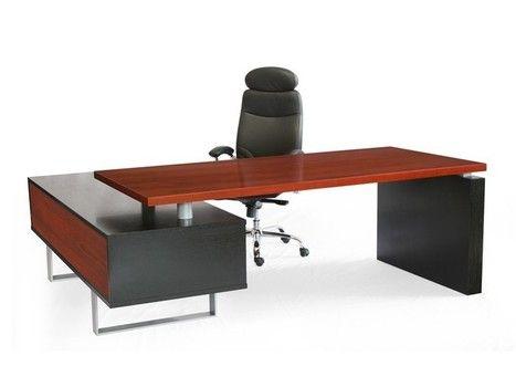 Design Schreibtisch Genua Walnuss Eiche Buroeinrichtung Buroeinrichtung Chefschreibtisch Chefschreibtisch Designer Burotisc Office Desk Home Decor Furniture