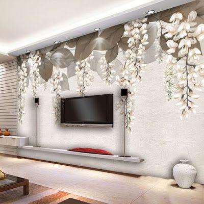 Beige Pvc Wallpaper Wallpaper Pvc Beige Livingroom Decoracao