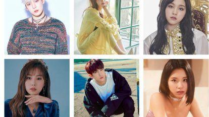Wayv Members Profile Updated Golden Child Cosmic Girls Kpop Idol