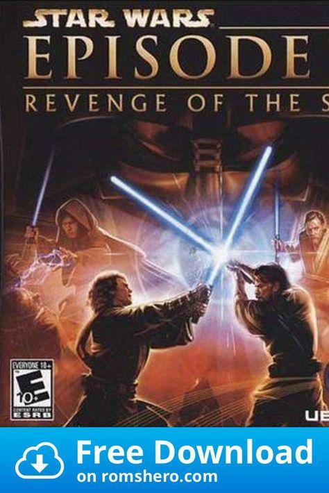 Download Star Wars Episode Iii Revenge Of The Sith Nintendo Ds Nds Rom Star Wars Episodes Nintendo Ds Revenge