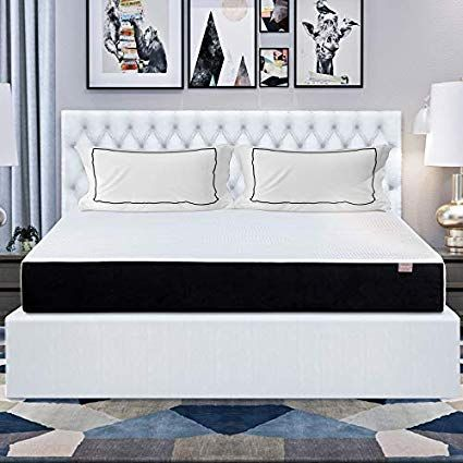 Twin Mattress Bellland 10 Inch Memory Foam Mattress In A Box Sleeps Cooler Bed Mattress Memory Foam Bed Furniture Box Bed