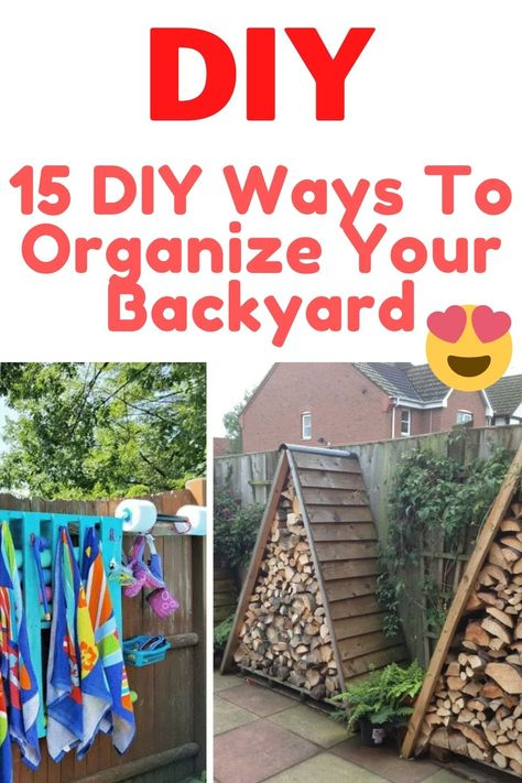 Diy Projects Garage, Backyard Projects, Garden Projects, Lumber Rack, Handyman Projects, Organizing, Organization, Diy Home Repair, Diy Crafts Hacks