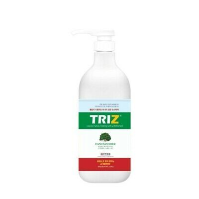 Sponsored Ebay Triz Hand Sanitizer Gel Phytoncide 500ml In 2020