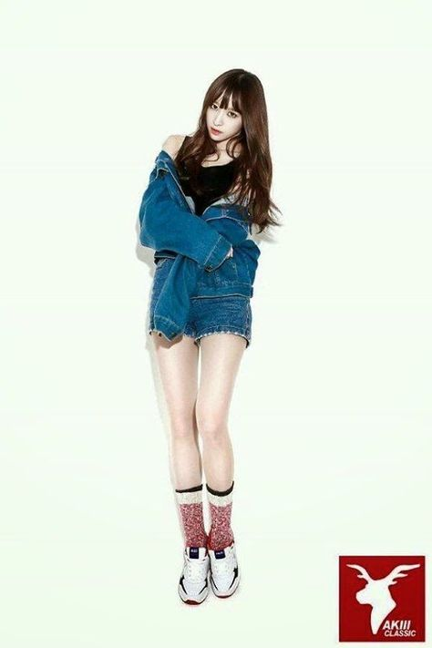 EXID Jung Hwa - Prinkle   Magazine Korean#   Pinterest