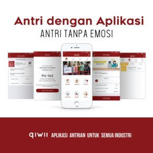 Vendor Mesin Antrian Touchscreen Terbaik Di Indonesia Aplikasi Elektronik Kiosk
