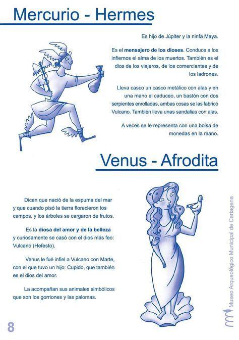 Mitología Clásica Para Niños Mitología Mitología Griega Y Romana Mitología Romana