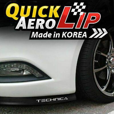 7.5 Feet Bumper Spoiler Chin Lip Splitter Valence Trim Body Kit for All Vehicle
