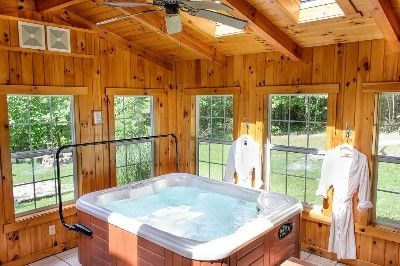 Indoor Hot Tub Hot Tub Room Indoor Hot Tub Indoor Jacuzzi