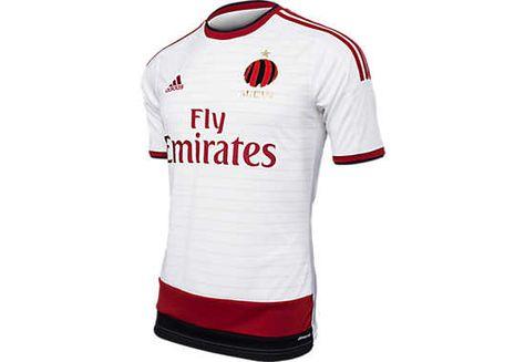 adidas AC Milan Away Jersey 2014 2015 Minat, Order ke