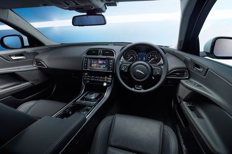 2016 Jaguar Xe S Interior Wallpaper Car Pictures Wallpapers Hd