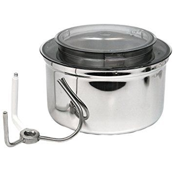 Stainless Steel Bowl Fits Bosch Universal, & Universal Plus ...