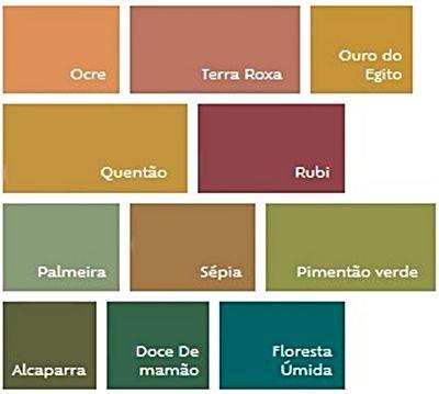 Tendencia de cores para casas 2019 externa
