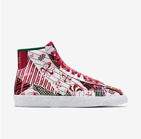 Chaussure Nike Blazer Mid | Chaussures nike, Nike blazer et Nike