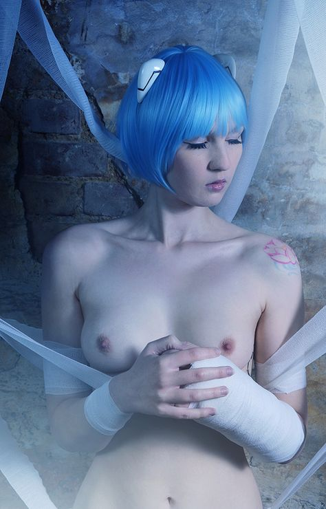 blutelf cosplay nude