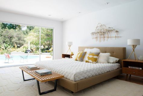 16 Phenomenal Mid-Century Modern Bedroom Designs For Your Home