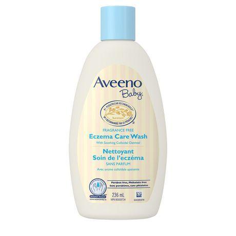 Aveeno Baby Eczema Care Wash Unscented Walmart Canada Baby Eczema Aveeno Baby Eczema