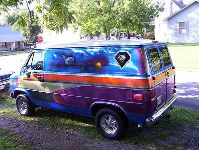 Chevrolet Other Custom