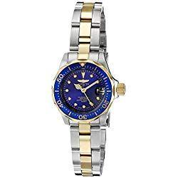 Consigue Tu Reloj Invicta Dorado Al Mejor Precio Del Mercado Calidad Y Garantía De Amazon No Te Preocupes Stainless Steel Jewelry Casual Watches Watch Model