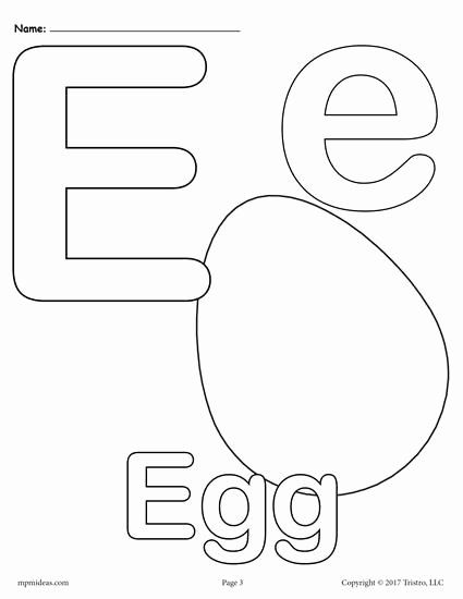 Letter E Coloring Pages Luxury Letter E Alphabet Coloring Pages 3 Free Printable Versio Alphabet Coloring Pages Preschool Alphabet Printables Alphabet Coloring