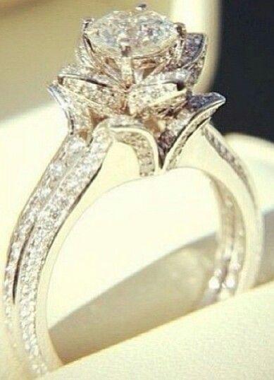 Rose Shaped Rings Images Wedding Ring Jpg