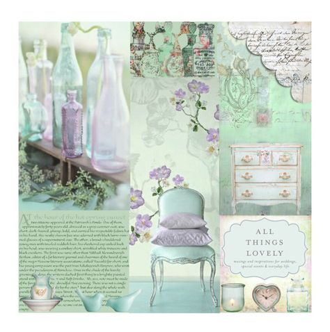 Lilac And Mint By Deepwinter Liked