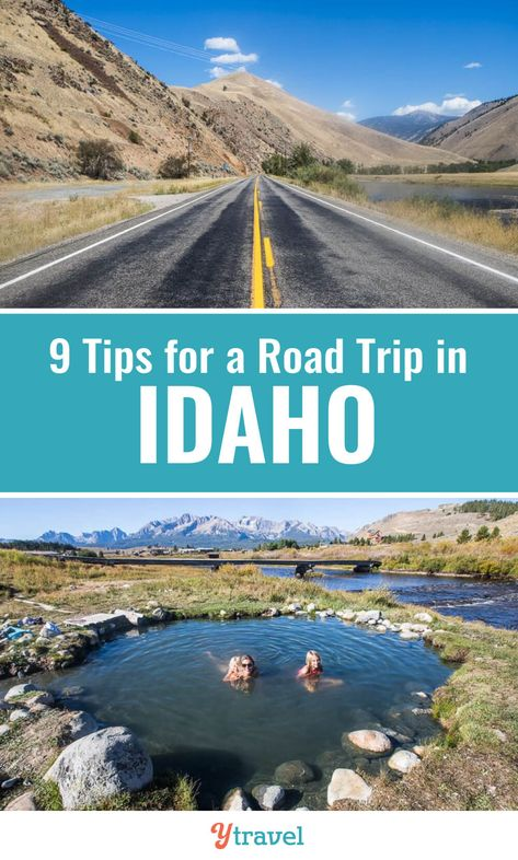 Planning to visit Idaho? Check out these 9 helpful tips for an Idaho road trip with kids. From planning, to adventure activities, to places to visit in Idaho. This state is full of beauty and exploration for a memorable family vacation. #Idaho #travel #familytravel #vacations #roadtrips