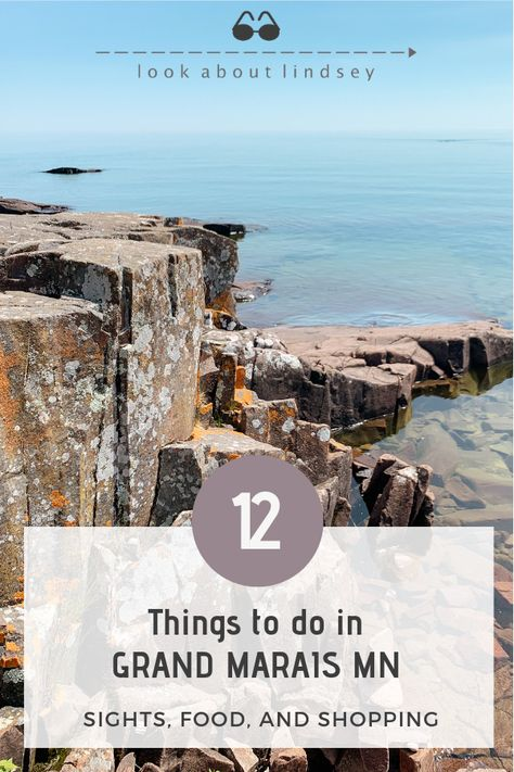 Things to do in Grand Marais Minnesota - 12 fun things to do in Grand Marais Minnesota. How to spend a full summer day in Grand Marais! Best Places To Vacation, Best Vacations, Vacation Trips, Vacation Spots, Day Trips, Places To See, Grand Marais Minnesota, Whitewater Kayaking, Canoeing