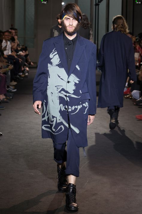 Yohji Yamamoto   M. FASHION   Мода, Ёдзи ямамото, Мужская одежда 805570c5bf0