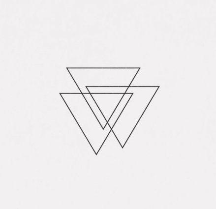 23 Best Ideas For Tattoo Simple Small Geometric Triangles Tattoo