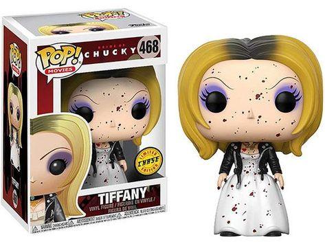 BRIDE OF CHUCKY - Tiffany Pop! Vinyl Funko Chase