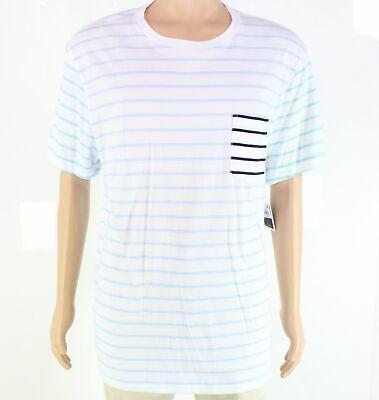 Club Room Mens Crew-Neck Striped T-Shirt