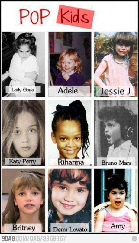 Pop Kids