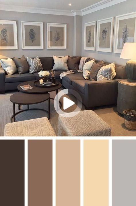 Redirecting In 2021 Living Room Color Schemes Grey And Brown Living Room Living Room Color Colors for your living room