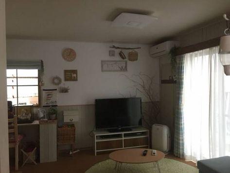 部屋全体 広い廊下 古い家 一軒家賃貸 賃貸 などのインテリア実例