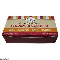 Professional Paste Food Coloring Kit | Sugar Skull Molds for sale at ...