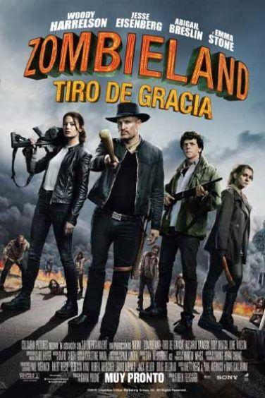Zombieland 2 Tiro De Gracia En 2020 Peliculas Completas Peliculas Peliculas Online