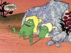 Abnehmen 80er Jahre Cartoons
