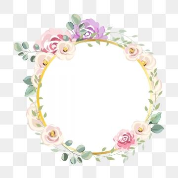 Vintage Retro Spring Floral Flower Nature Beauty Beautiful Colorful Garden Wedding Greeting Wre In 2020 Vector Flowers Pink Flowers Background Watercolor Flower Wreath