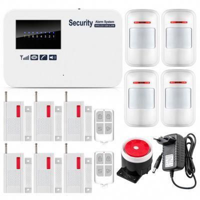 Home Alarm Systems Wireless Whole Depot Security