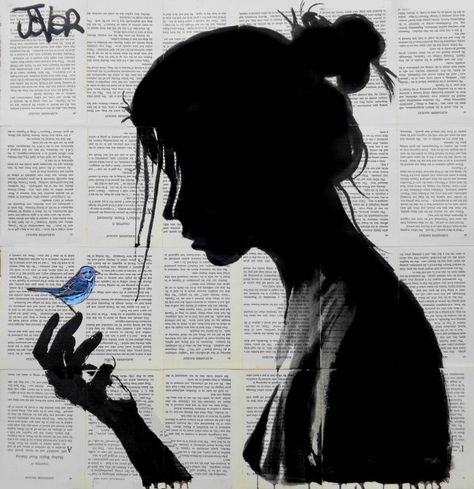 Blue note by Louis Jover