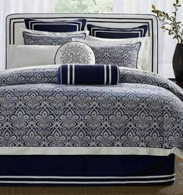 Hampton Hill Bedding Ralph Lauren Blue And Grey Bedding White Bed Set Blue Bedding
