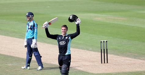Roy and Curran seal win - SurreyCCC