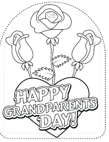 Grandparents Day Coloring Sheets Happy Grandparents Day Coloring Page At Getdrawings In 2020 Grandparents Day Cards Happy Grandparents Day Grandparents Day