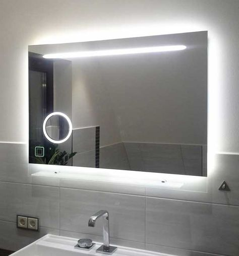 Tolle Badspiegel #Badspiegel Spiegel Pinterest