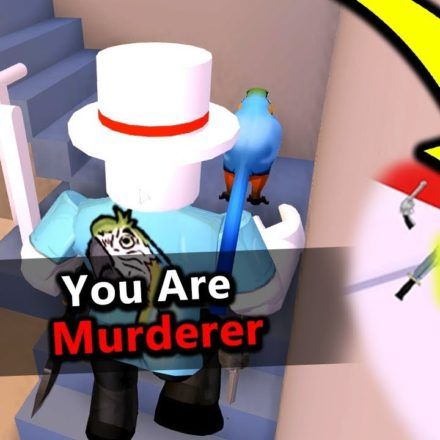 New Roblox Murder Mystery with Ant #minecraft #memes