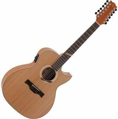 Baton Rouge X6c Ace Mystique Acoustic Guitar W Pickup Muzyka